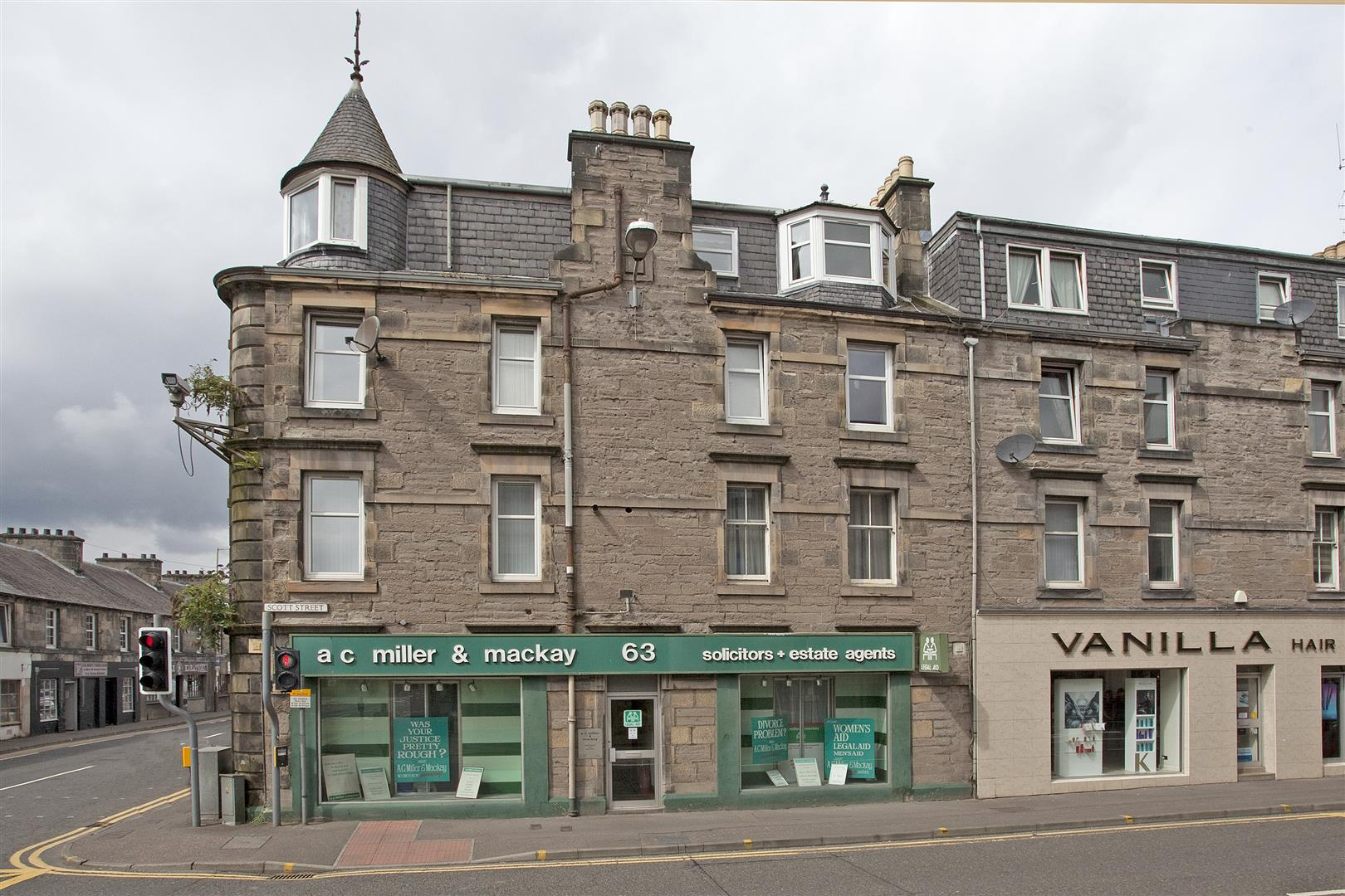 A2, 89, Canal Street, Perth, Perthshire, PH2 8HX, UK